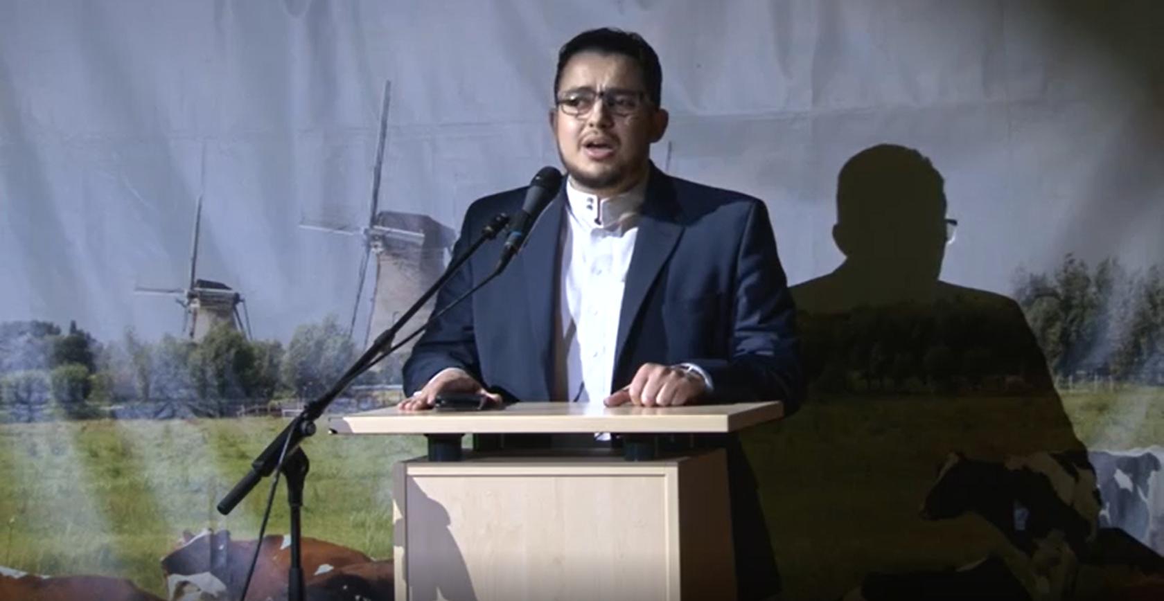 Koranrecitatie Moeqri Mohammed el-Hoceimi - Iftar